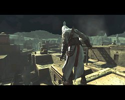 Jerusalem at nightAssassin's Creed