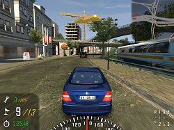 PronásledováníAlarm for Cobra 11: Autobahn Pursuit (Crash Time I)
