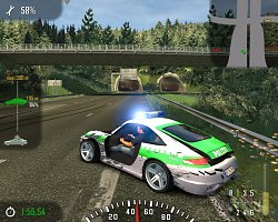 Udržet vzdálenostAlarm for Cobra 11: Autobahn Pursuit (Crash Time I)