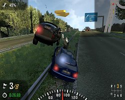 SvodidlaAlarm for Cobra 11: Autobahn Pursuit (Crash Time I)