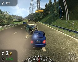 Nehoda ve vysoké rychlostiAlarm for Cobra 11: Autobahn Pursuit (Crash Time I)