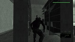Noční módTom Clancy's Splinter Cell