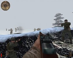 ÚtokMedal of Honor: Allied Assault – Spearhead