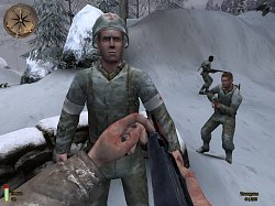 MedikMedal of Honor: Allied Assault – Spearhead