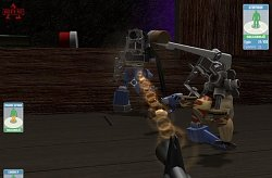 Pomožte hračkám v bojiRefuse: Home, Sweep Home