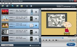 Snadná úprava videíWondershare Video Converter Ultimate