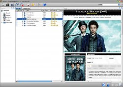 Informace o filmecheXtreme Movie Manager