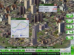 Sim City na iPad