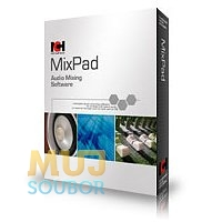 MixPad Audio Mixer