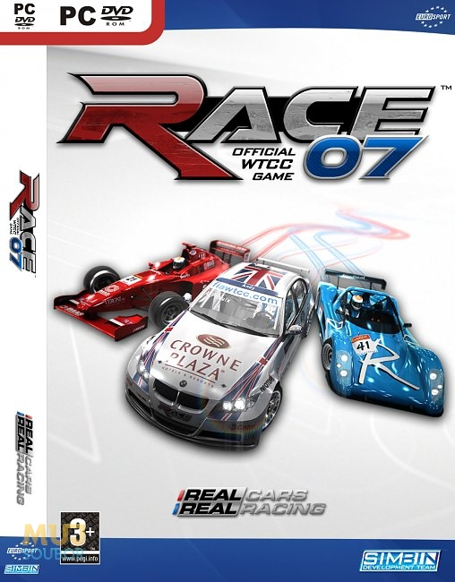 Race 07: Offical WTCC Game