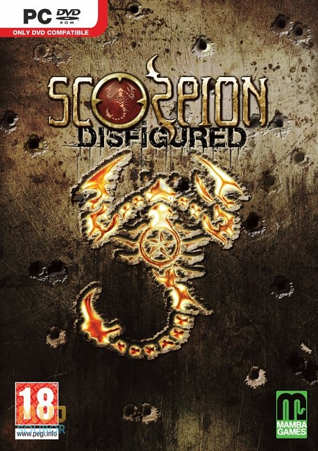 Scorpion: Disfigured