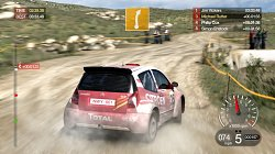 Vůz CitroënColin McRae: DiRT