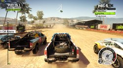 Závod pickupůColin McRae: DiRT 2