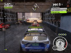 Start závoduColin McRae: DiRT 2