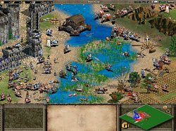 Drsná jatkaAge of Empires II: The Age of Kings