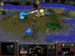 Mechanismus hryWarcraft III: Reign of Chaos