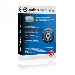 Audials Radiotracker