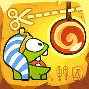 Cut the Rope: Time Travel (mobilní)