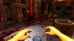 Kusy masaViscera Cleanup Detail