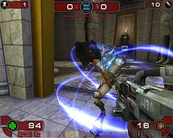Capture the BallUnreal Tournament 2003
