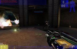 Letící raketyUnreal Tournament
