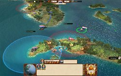 Směr AmsterodamCommander: Conquest of the Americas