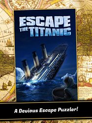 CoverEscape the Titanic – Devious Escape Puzzler (mobilní)