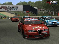 Alfa RomeoRace 07: Offical WTCC Game