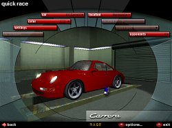 Porsche CarreraNeed For Speed: Porsche Unleashed