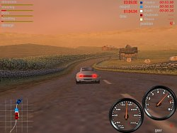 Vzhled hryNeed For Speed: Porsche Unleashed