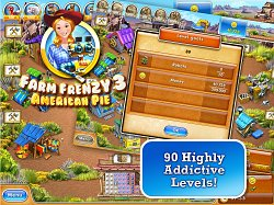 RobotiFarm Frenzy 3: American Pie