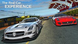 Mercedes a FerrariGT Racing 2: The Real Car Experience (mobilní)