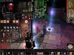 InventářNeverwinter Nights