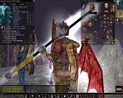 LéčeníNeverwinter Nights