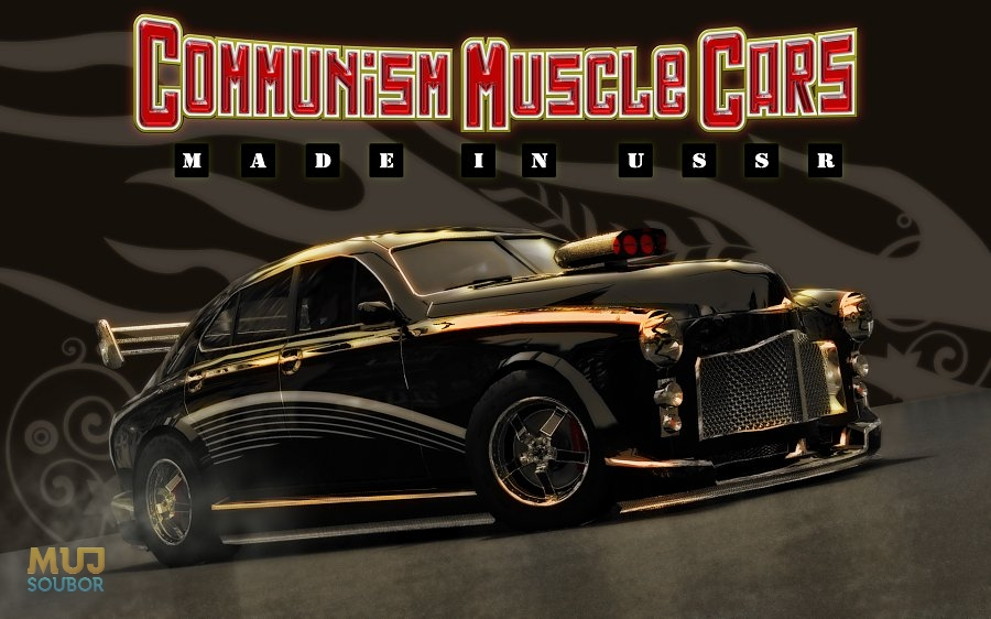 Communism Muscle Cars