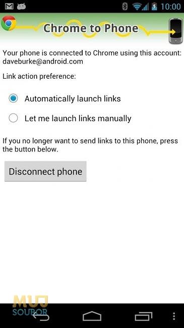 Google Chrome To Phone Mobiln 237 Ke Stažen 237 Zdarma