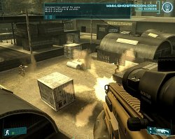 MultiplayerTom Clancy's Ghost Recon Advanced Warfighter