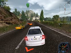Octavia RSWorld Racing 2