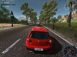 VW Golf GTIWorld Racing 2