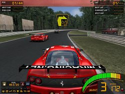 FerrariGTR 2 – FIA GT Racing Game