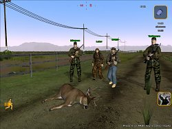 MultiplayerDeer Hunter 2005
