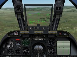 Zabudovaná kameraLock On: Modern Air Combat