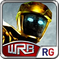Real Steel World Robot Boxing (mobilní)