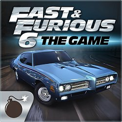 Fast & Furious 6: The Game (mobilní)