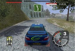 SubaruColin McRae Rally 2005