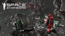 Poničené budovySpace Engineers