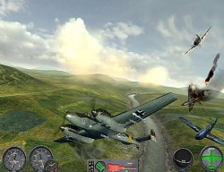 SestřelCombat Wings: Battle of Britain