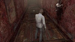 Živé stěnySilent Hill 4: The Room