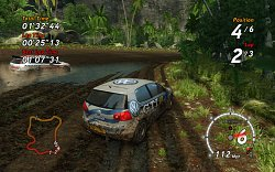 Golf GTISEGA Rally