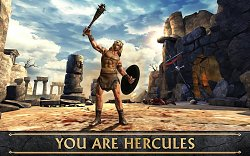 Staňte se HerkulesemHERCULES: The Official Game (mobilní)